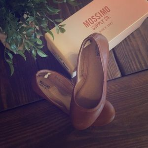 Mossimo supply co. Ballet flats